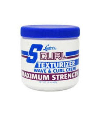 SCURL Texturizer Wave & Curl Creme Max