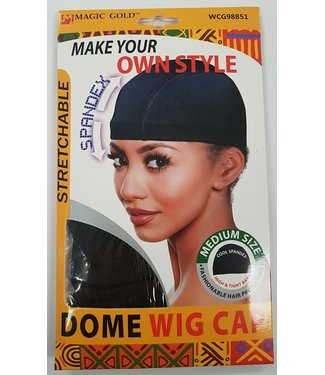 MAGIC GOLD COLLECTION Spandex Dome Wig