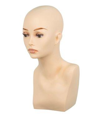 "JON RENAU Mannequin Head  17"""