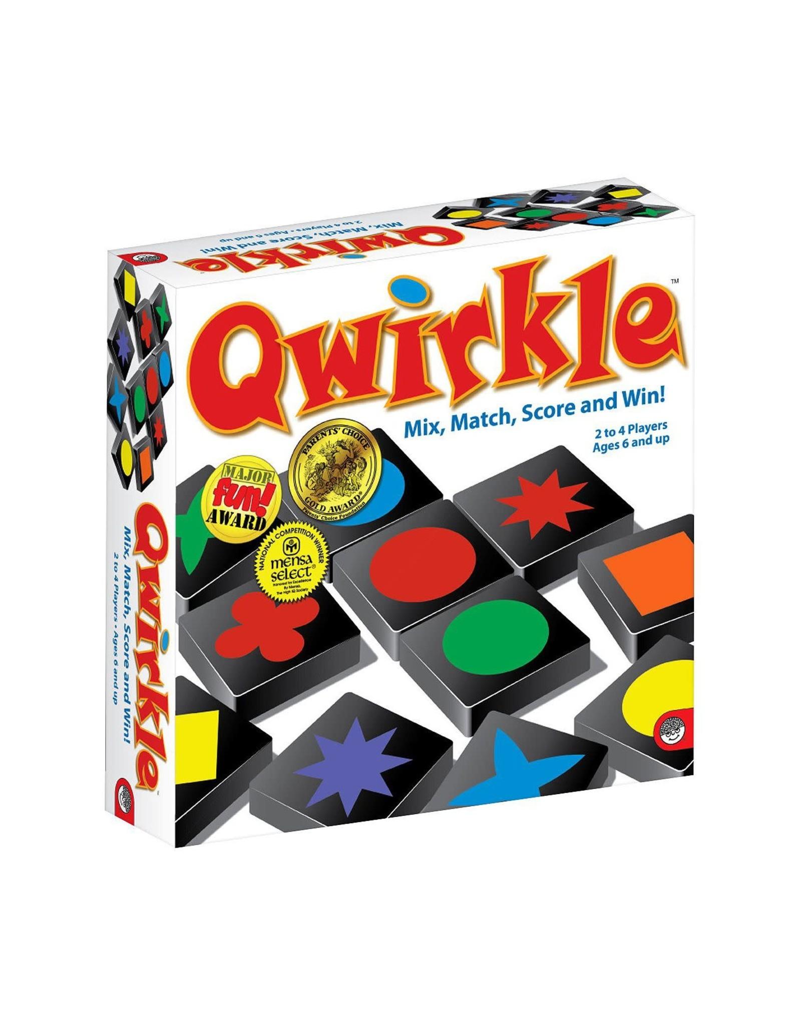 Mindware Qwirkle: Mix, Match, Score & Win!