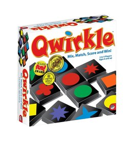 Mindware Qwirkle: Mix, Match, Score & Win!
