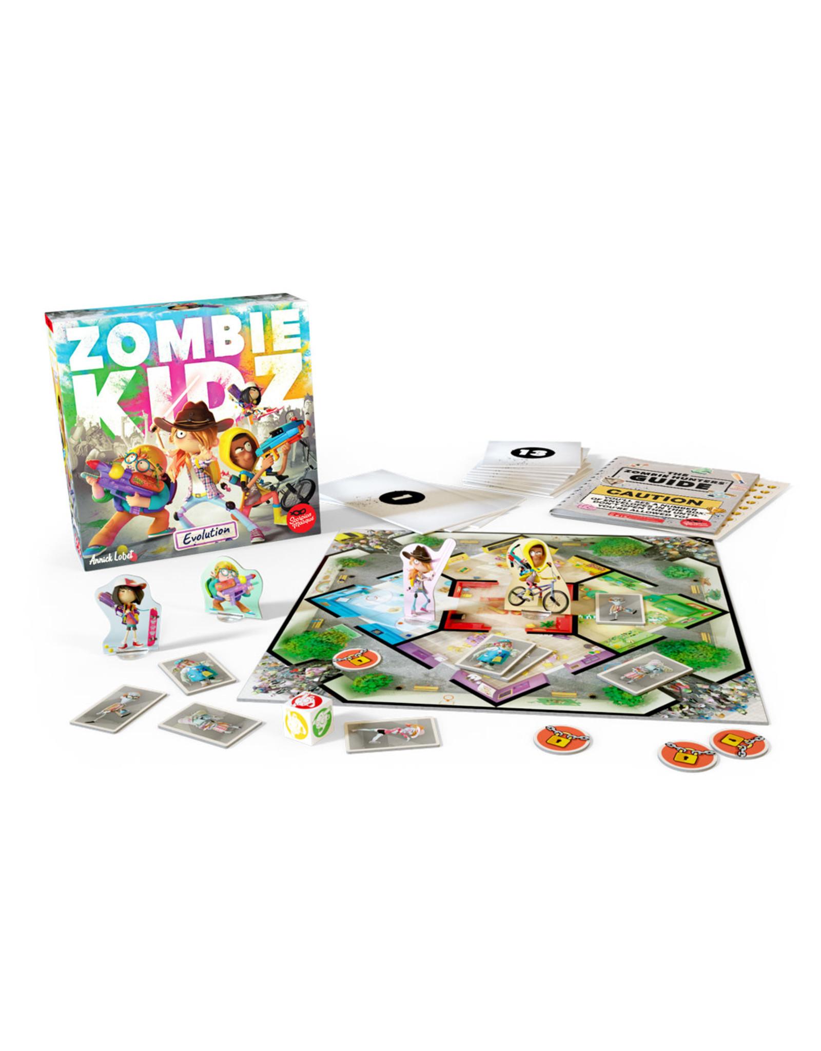 Scorpion Masque Zombie Kidz Evolution Game