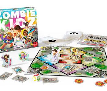 Zombie Kidz Evolution Game