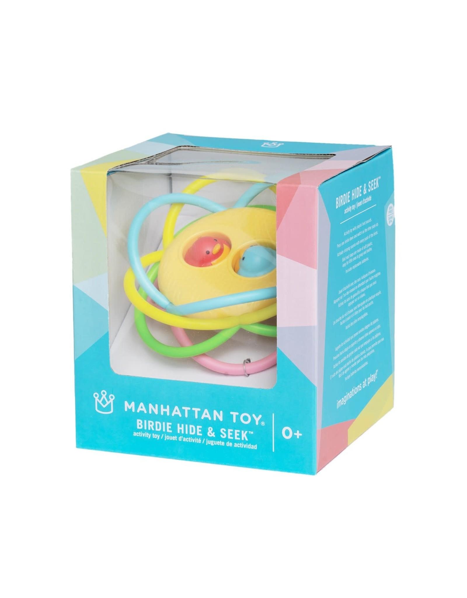Manhattan Toy Birdie Hide N Seek