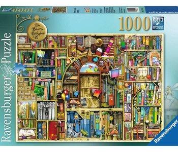 The Bizarre Bookshop 2 1000pc Puzzle