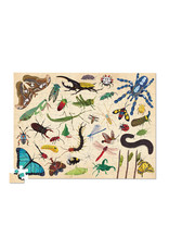 Crocodile Creek 36 Insects 100pc Puzzle
