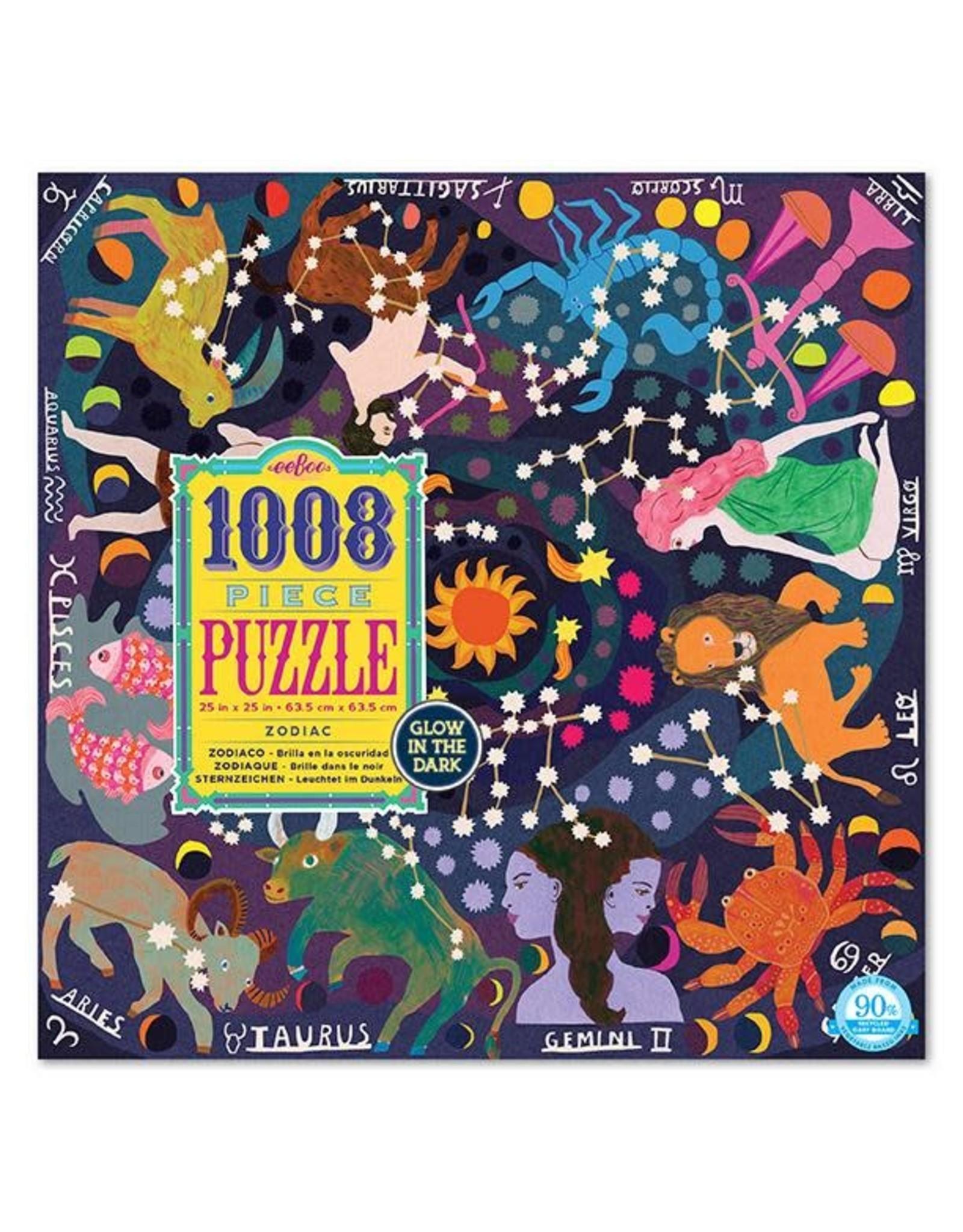 eeBoo Zodiac 1000 pc Puzzle