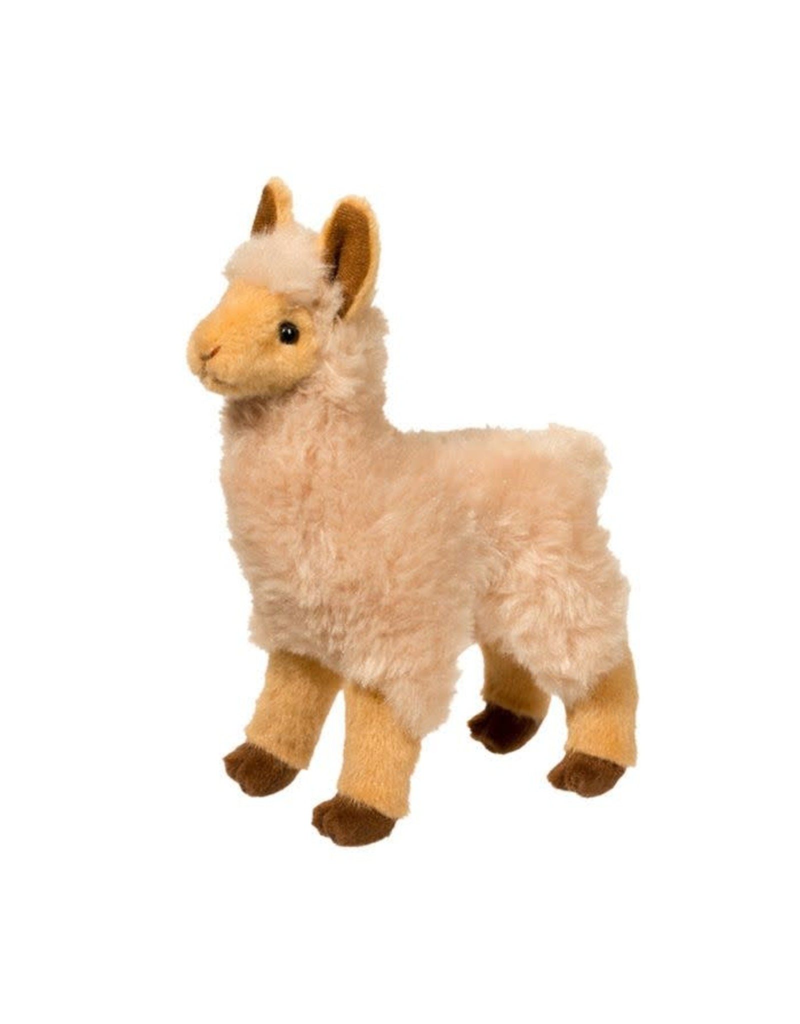 Douglas Jasper Golden Llama Plush (small)