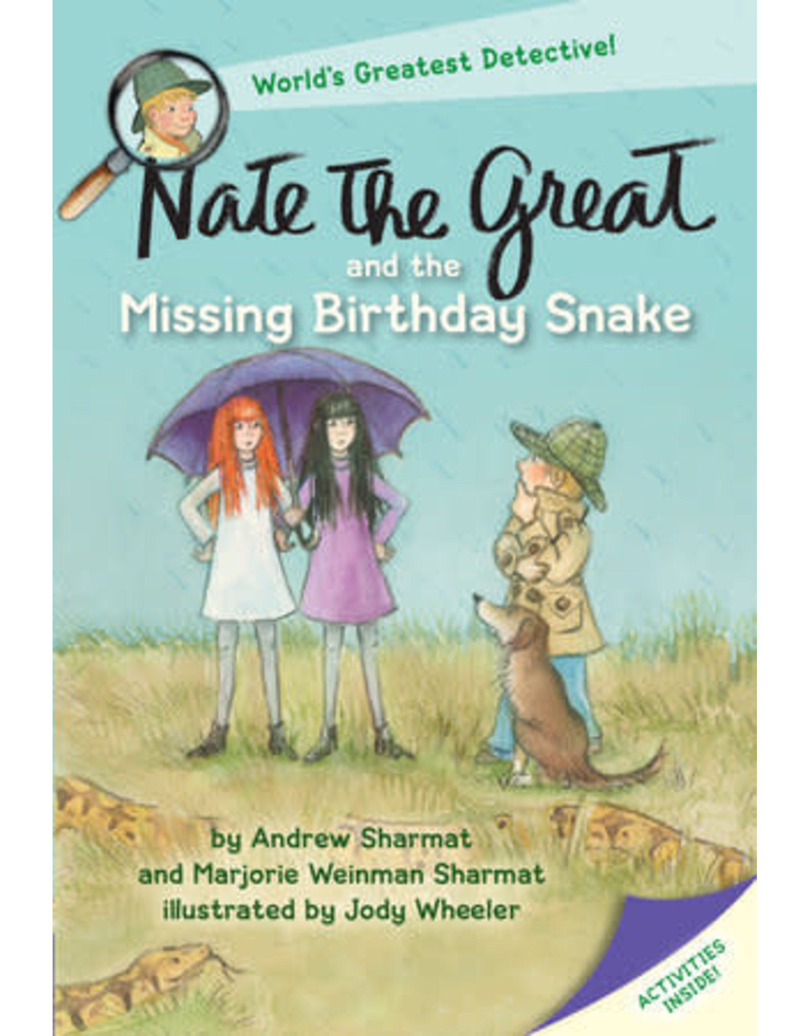 Yearling Nate the Great and the Missing Birthday Snake