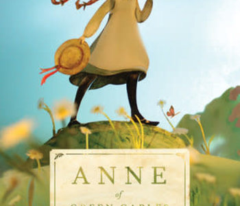 Anne of Green Gables by LM Montgomery