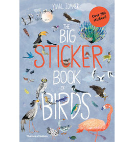 Thames & Hudson The Big Sticker Book of Birds