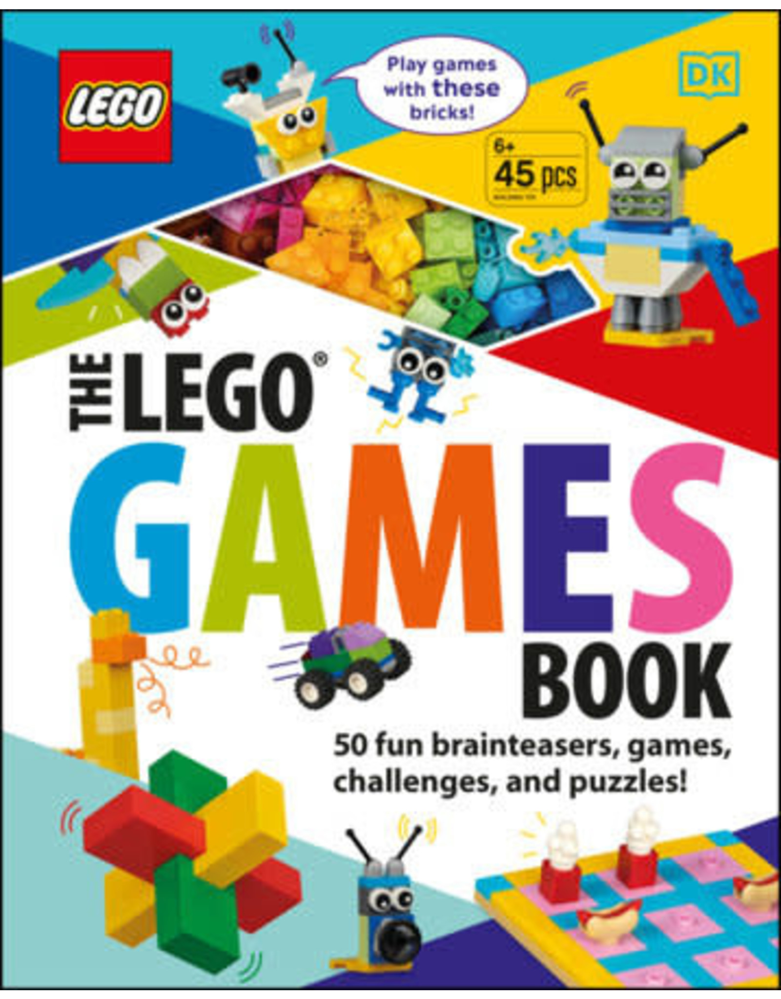DK The LEGO Games Book
