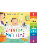 Crown Books Bathtime Mathtime Board Book