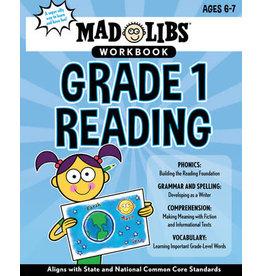 Mad Libs Mad Libs Workbook: Grade 1 Reading