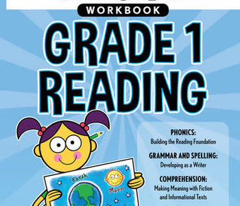 Mad Libs Workbook: Grade 1 Reading