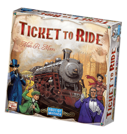 Days of Wonder Ticket To Ride - North America