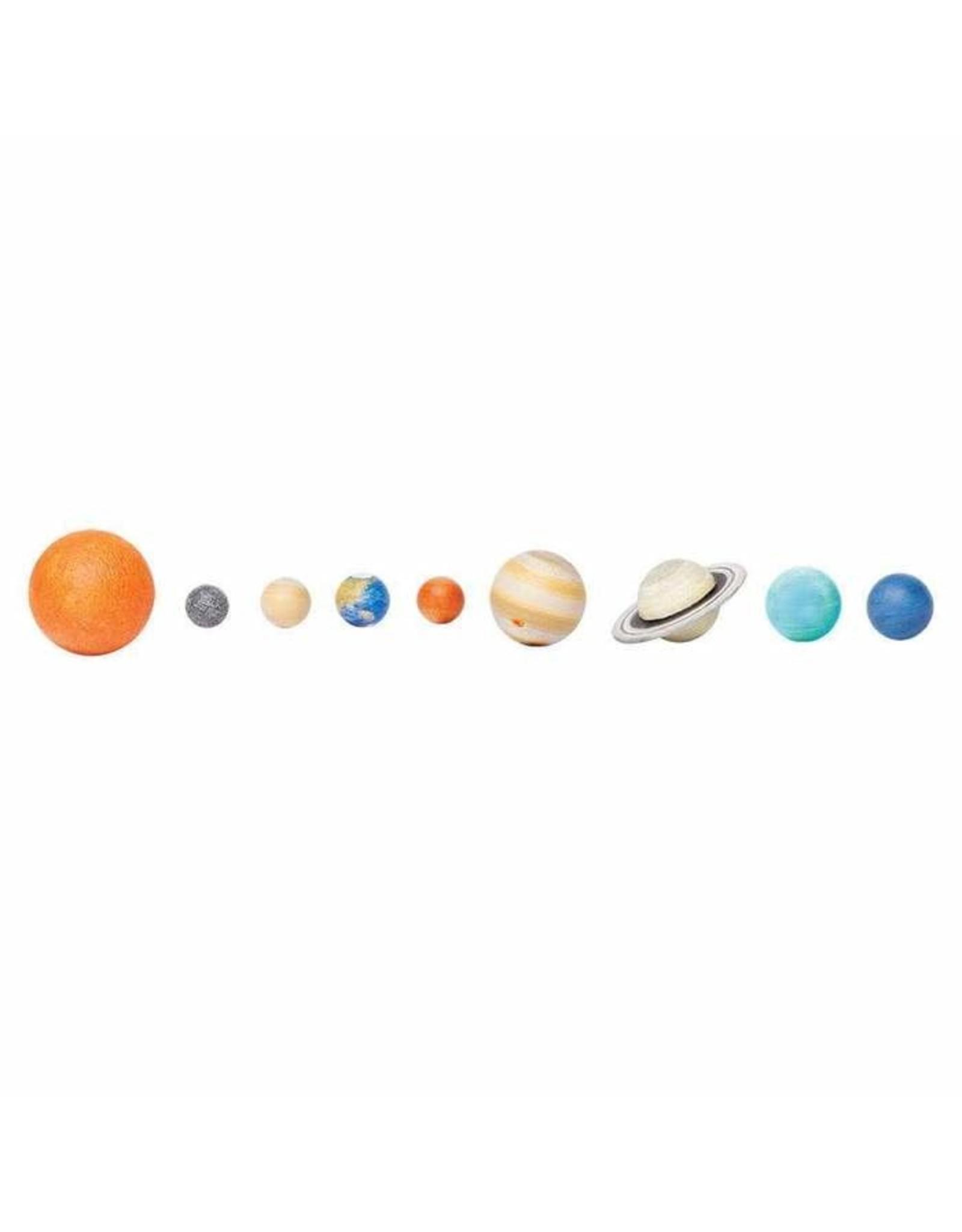 Safari The Solar System