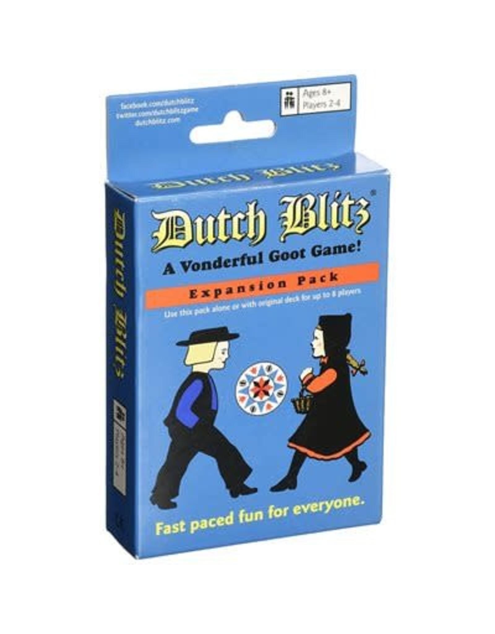Dutch Blitz Blue Expansion