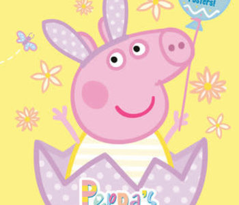 Peppa's Egg-citing Easter! Activity Book