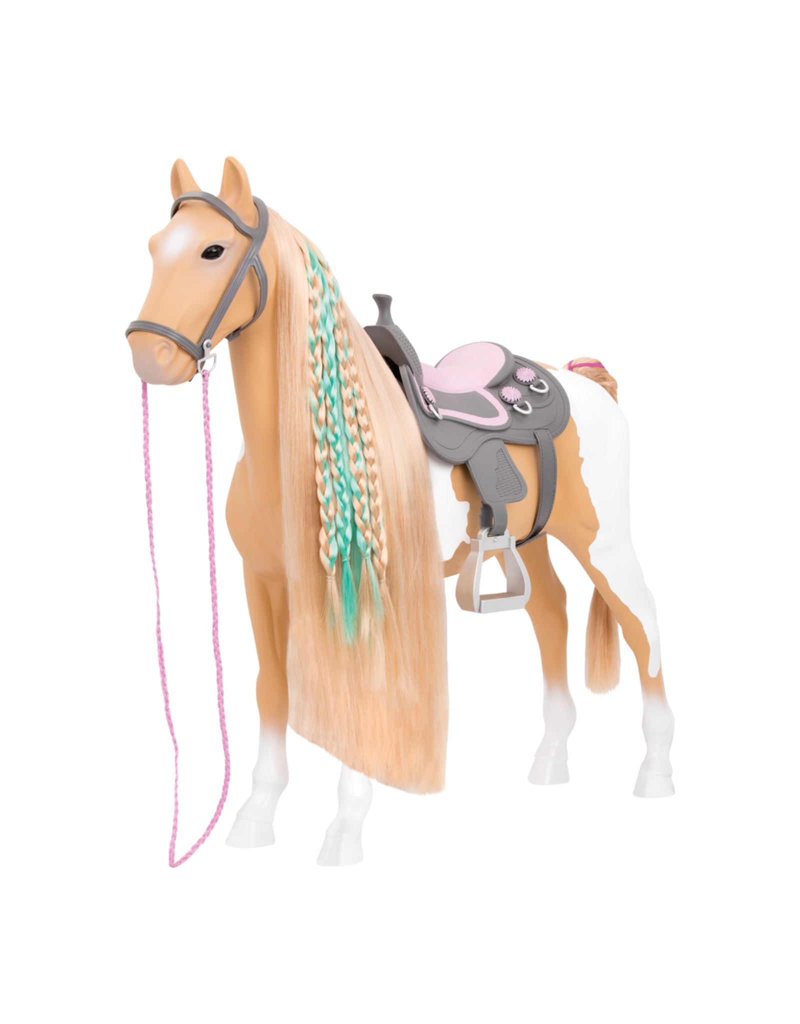 Our Generation Our Generation-Palomino Paint Horse