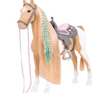 Our Generation-Palomino Paint Horse