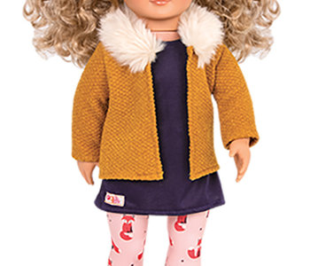 """Our Generation 18"""" Doll Florence"""