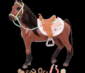 Our Generation-Buckskin Horse