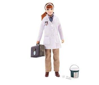 """Breyer Veterinarian 8"""" Doll"""