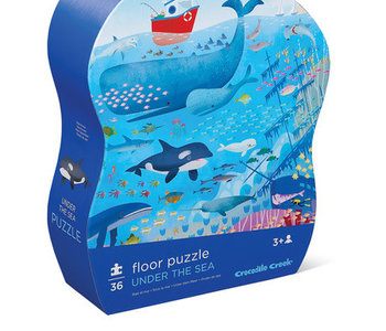 Under the Sea 36pc Floor Puzzle