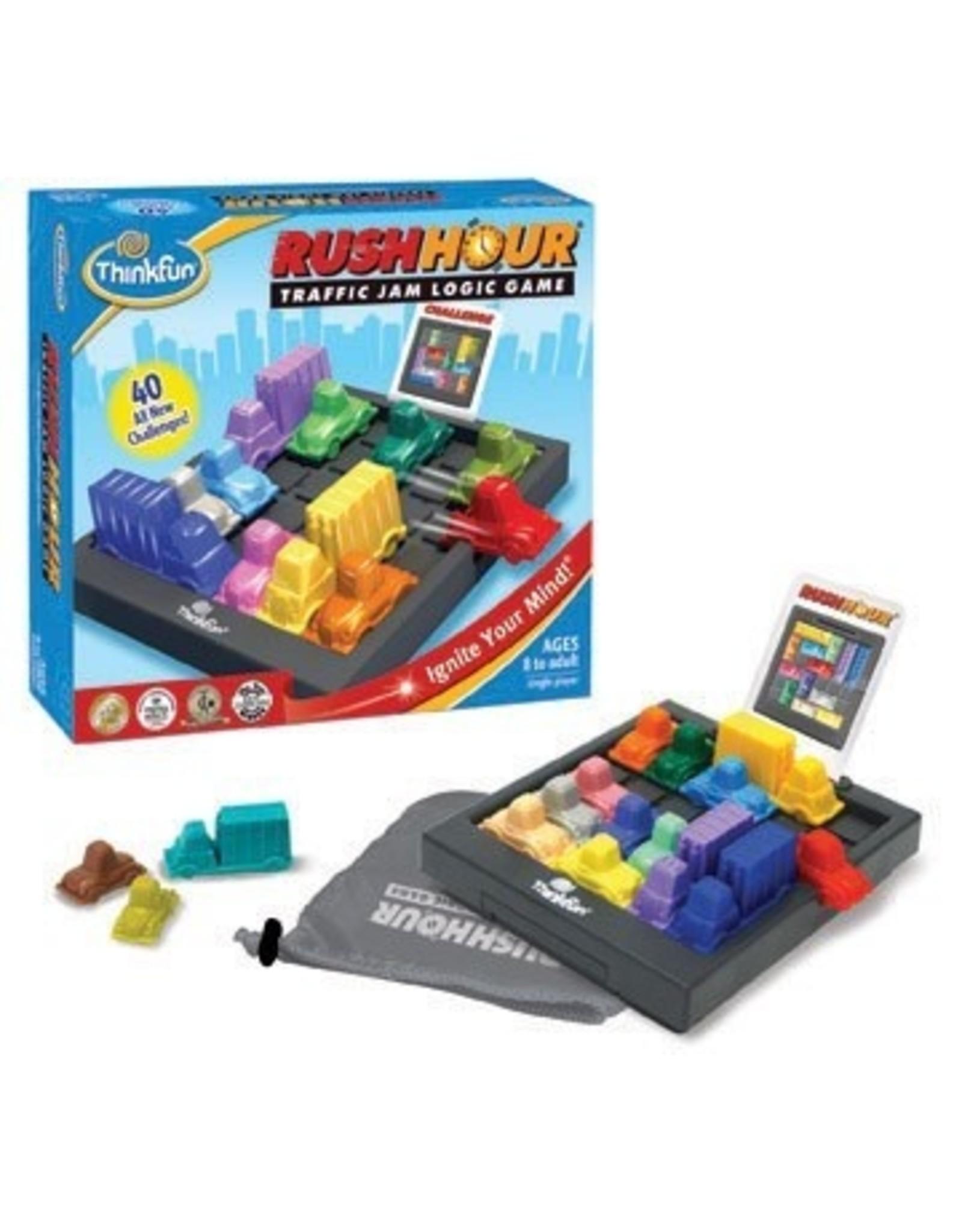 Think Fun Rush Hour Game
