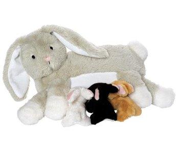 Nursing Nola Rabbit Plush