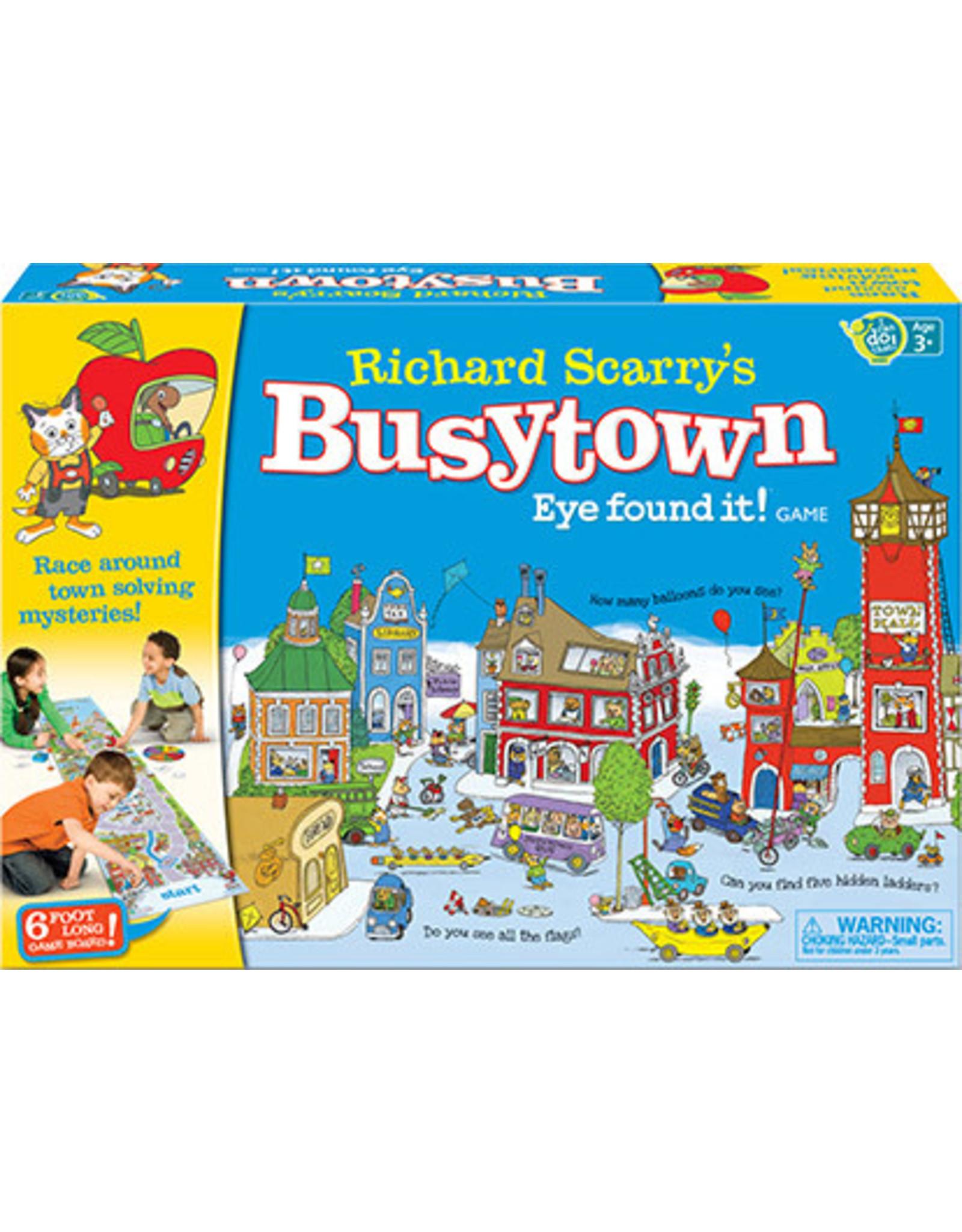 Wonderforge Richard Scarry's Busytown Eye Found It Game