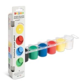 Primo Primo Poster Paint Set of 6