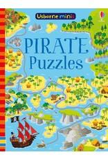 Usborne Pirate Puzzles Book