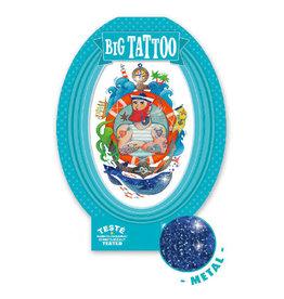 Djeco Sailor Big Tattoo
