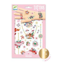 Djeco Fiona's Jewels Tattoos
