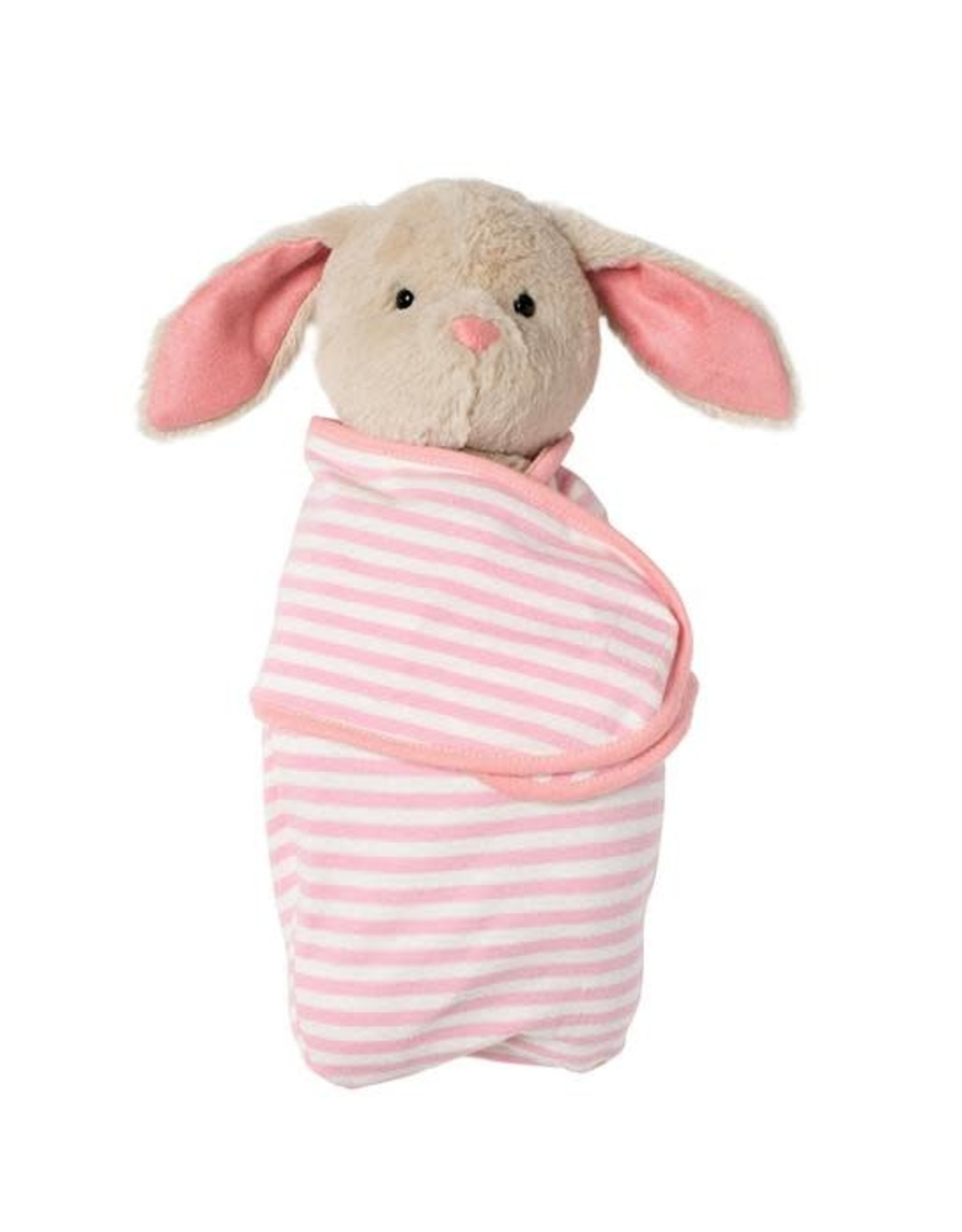 Manhattan Toy Swaddle Baby Bunny Plush