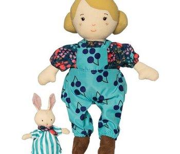 Playdate Friends Ollie w bunny