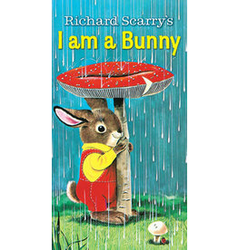 Golden I Am A Bunny Board Book