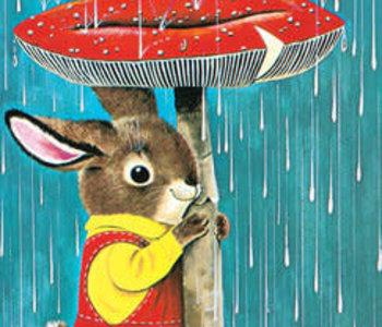 I Am A Bunny Board Book
