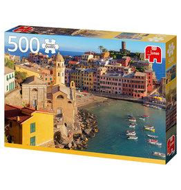 Jumbo Vernazza, Cinque Terre 500pc Puzzle