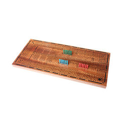 Noese Collection Cribbage Board continuous