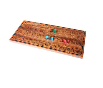 Cribbage Board continuous