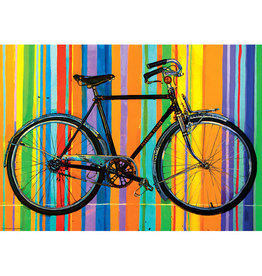 Heye Freedom Deluxe Bicycle 1000pc Puzzle