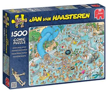 Jan van Haasteren Wacky Water World 1500pc Puzzle