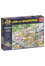Jumbo Jan van Haasteren The Locks 1000pc Puzzle