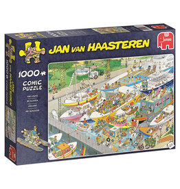 Jumbo Jan van Haasteren The Locks 1000pc Puzzle