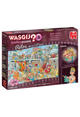 Jumbo WASGIJ? Sands of Time 1000pc Destiny Puzzle
