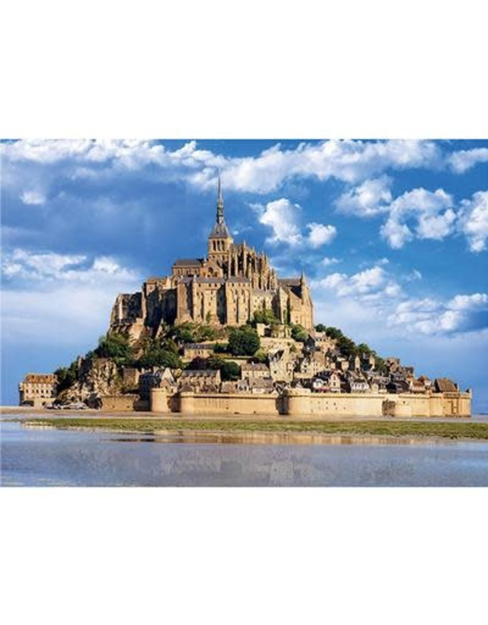 Jumbo Mont Saint-Michel France 1000pc Puzzle
