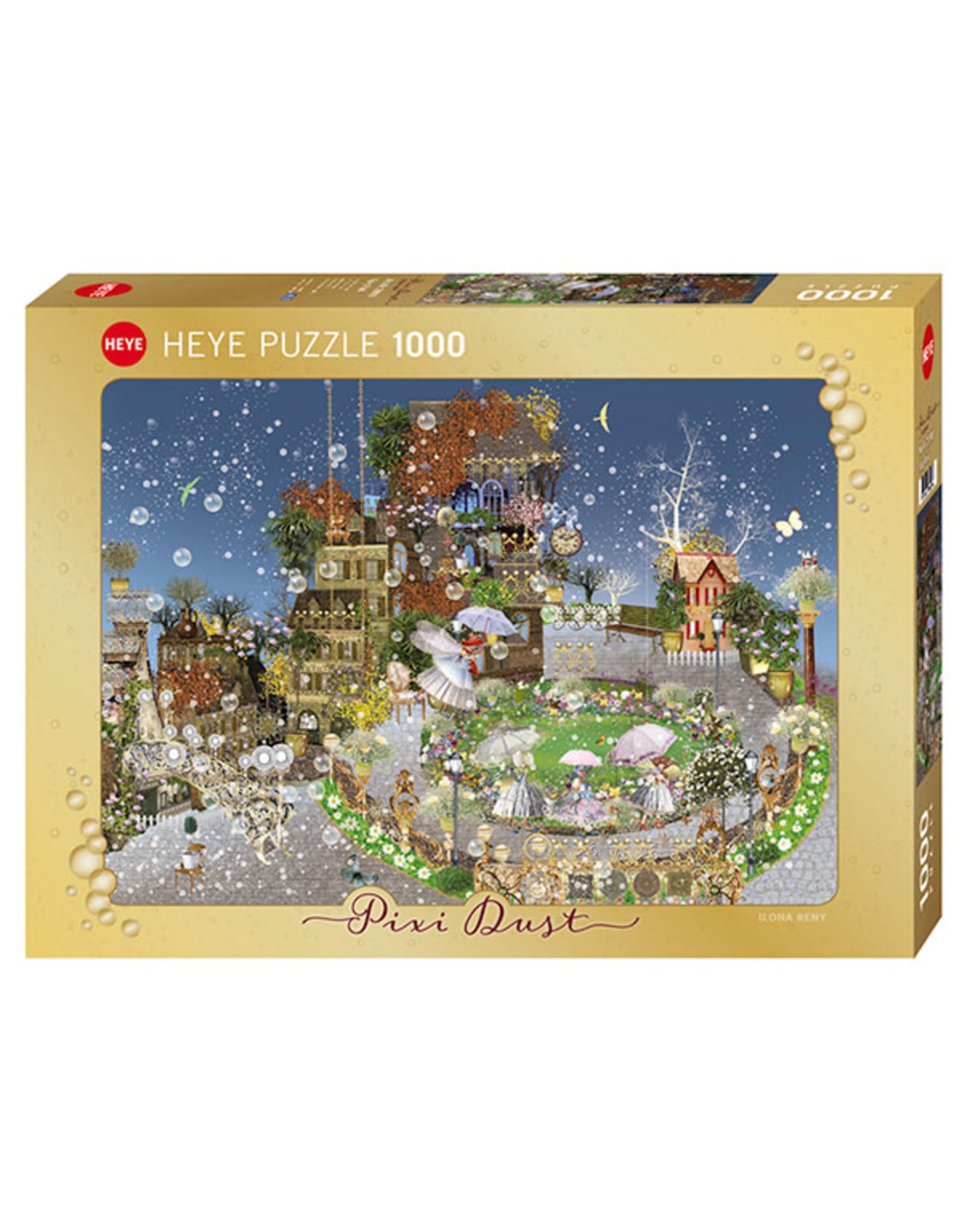 Heye Pixie Dust, Fairy Park 1000pc Puzzle